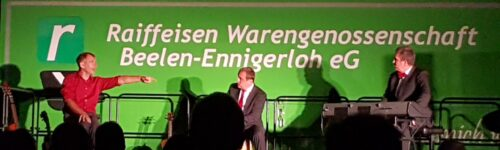 """Kabarett-Trio """"Storno"""" zu Gast in Beelen"""