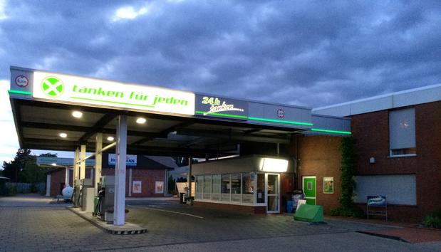 Tankstelle Ennigerloh