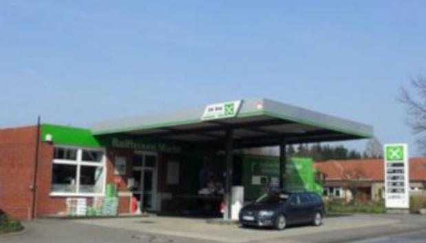 Tankstelle Ostenfelde