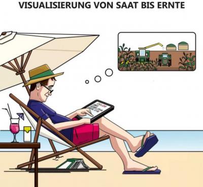 Delos - Visualisierung