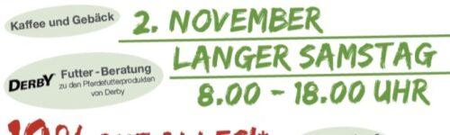 Veranstaltung: Tag des Kunden