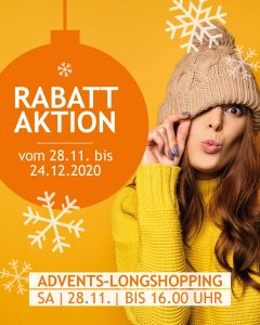 Advents-Longshopping im OutdoorShop Greffen